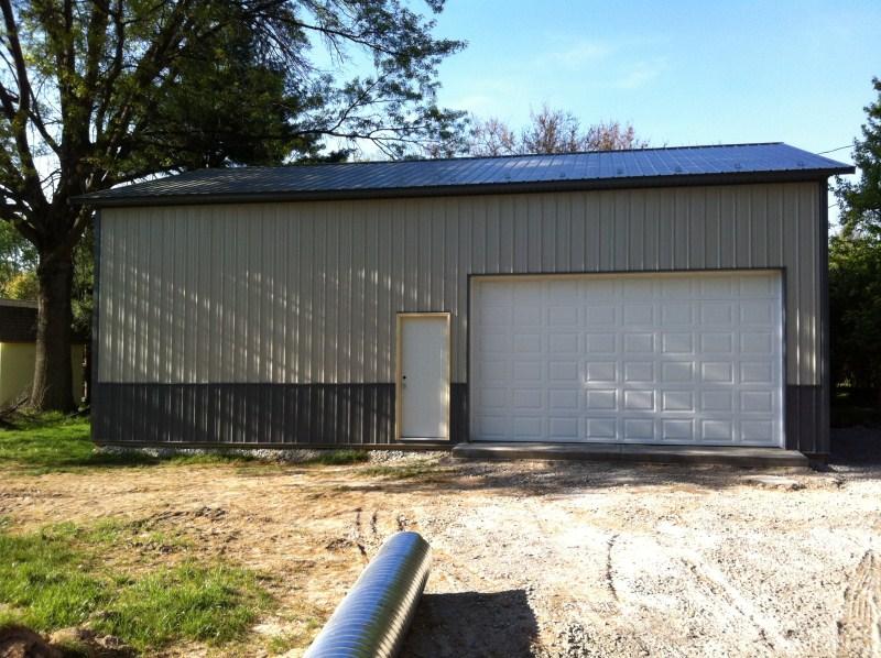 Ordinary 16x9 Garage Door #10: Today I Had A Friend Install The 16x9u0026#39; Garage Door And The Opener: